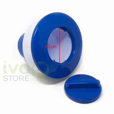 Dispenser Cloro Galleggiante per Acqua Piscina 51037