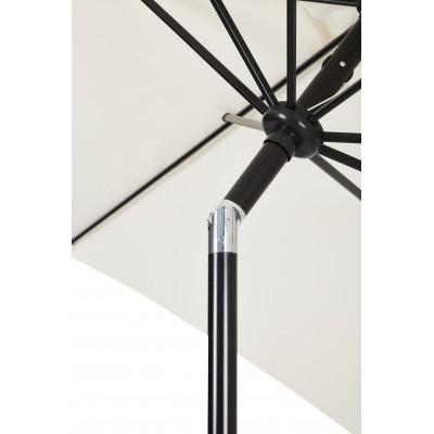 Ombrellone da Giardino Bianco 3 metri Outfit 624593