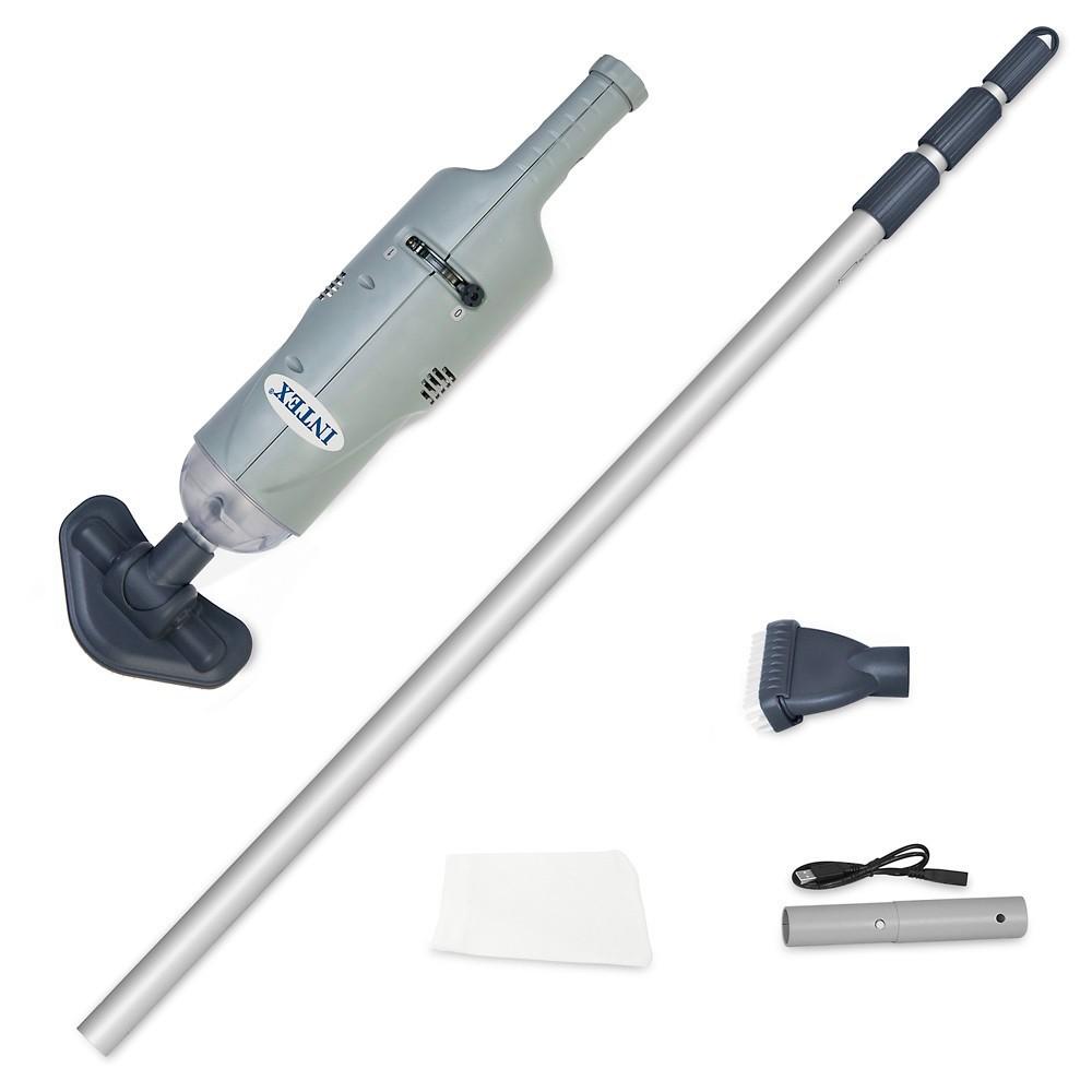 Aspiratore Pulitore Ricaricabile per Piscine Vacuum Intex 28620