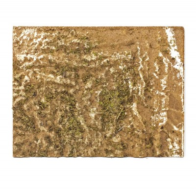 Pannello in Sughero Corteccia Naturale per Presepe 33x25 cm 11569