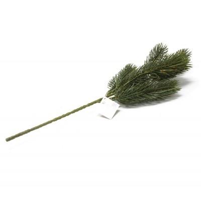 Rametto Verde Artificiale 40 cm Addobbo Natalizio