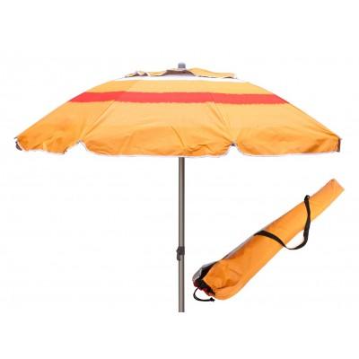 Ombrellone in Allumino Spiaggia Mare con Camino Anti-vento Ultra leggero