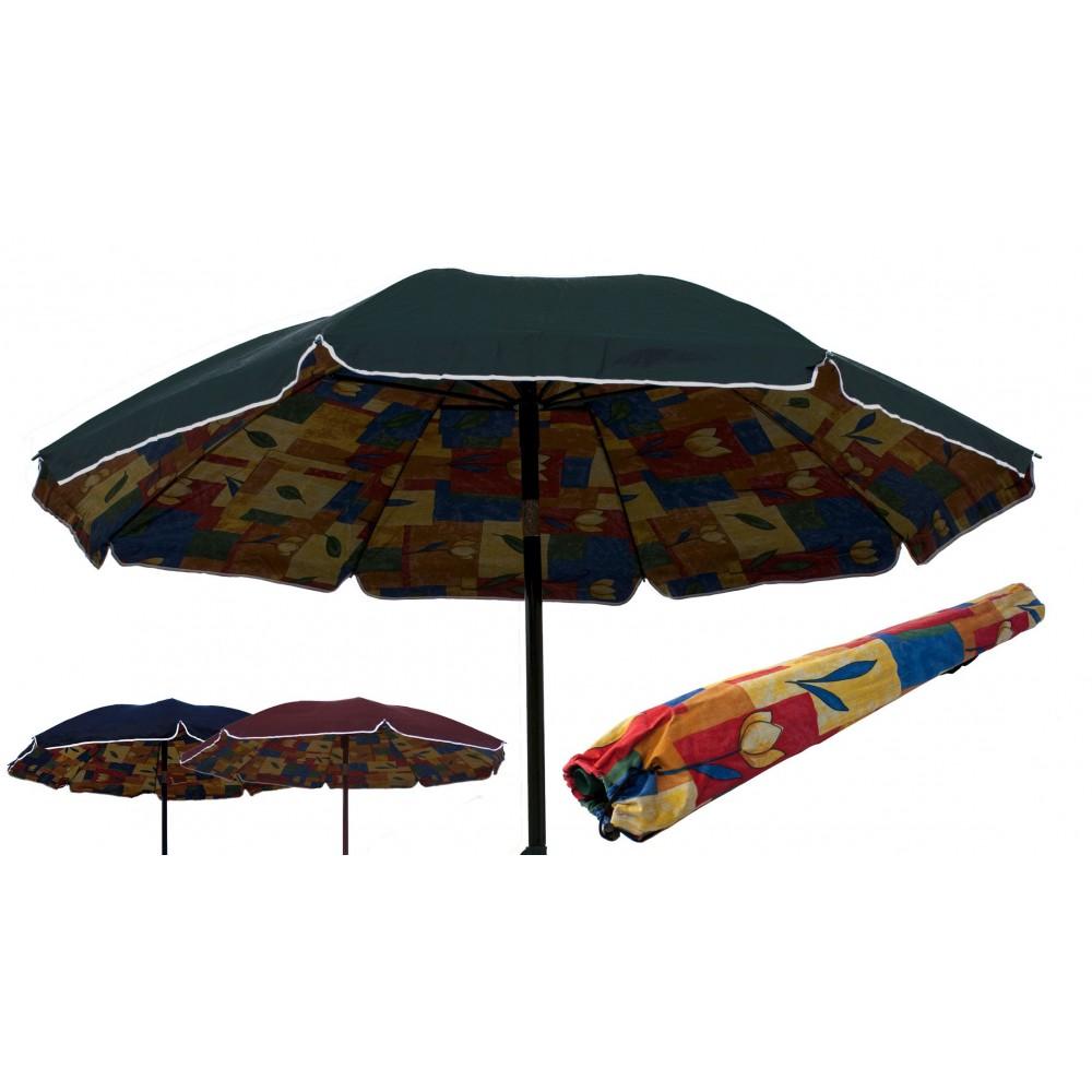 Ombrellone Mare Spiaggia 200 cm TINDARI alta protezione