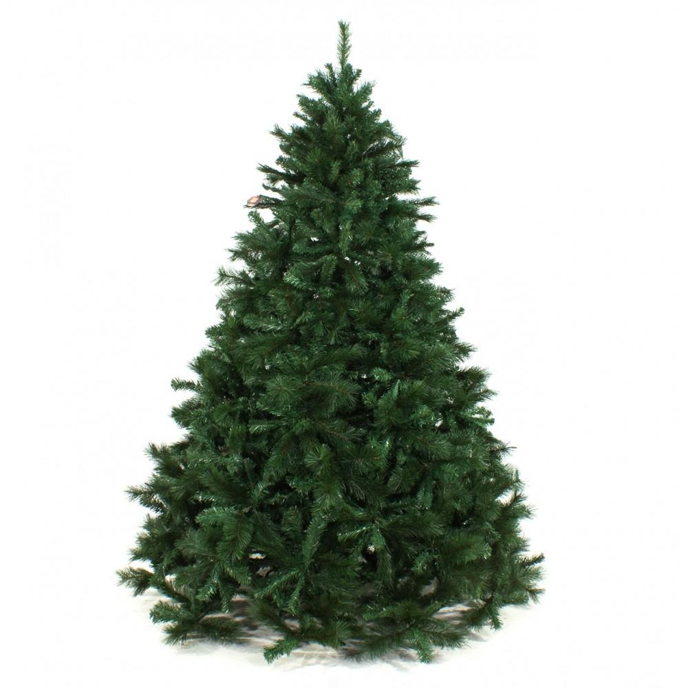Alberi Di Natale Foto.Albero Di Natale Monte Rosa 210 Cm Abete Ecologico 40019 Ivostore