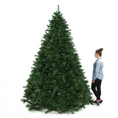 Albero Di Natale Ecologico.Albero Di Natale Monte Rosa 300 Cm Abete Ecologico 47525 Ivostore