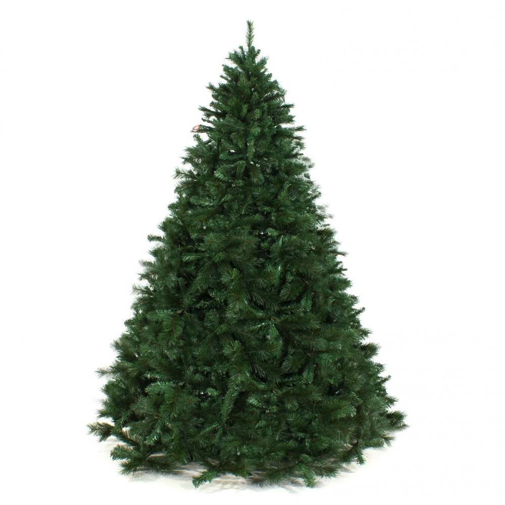 Alberi Di Natale Artificiali Di Lusso.Albero Di Natale Monte Rosa Lusso 360 Cm Abete Ecologico 47526 Ivostore