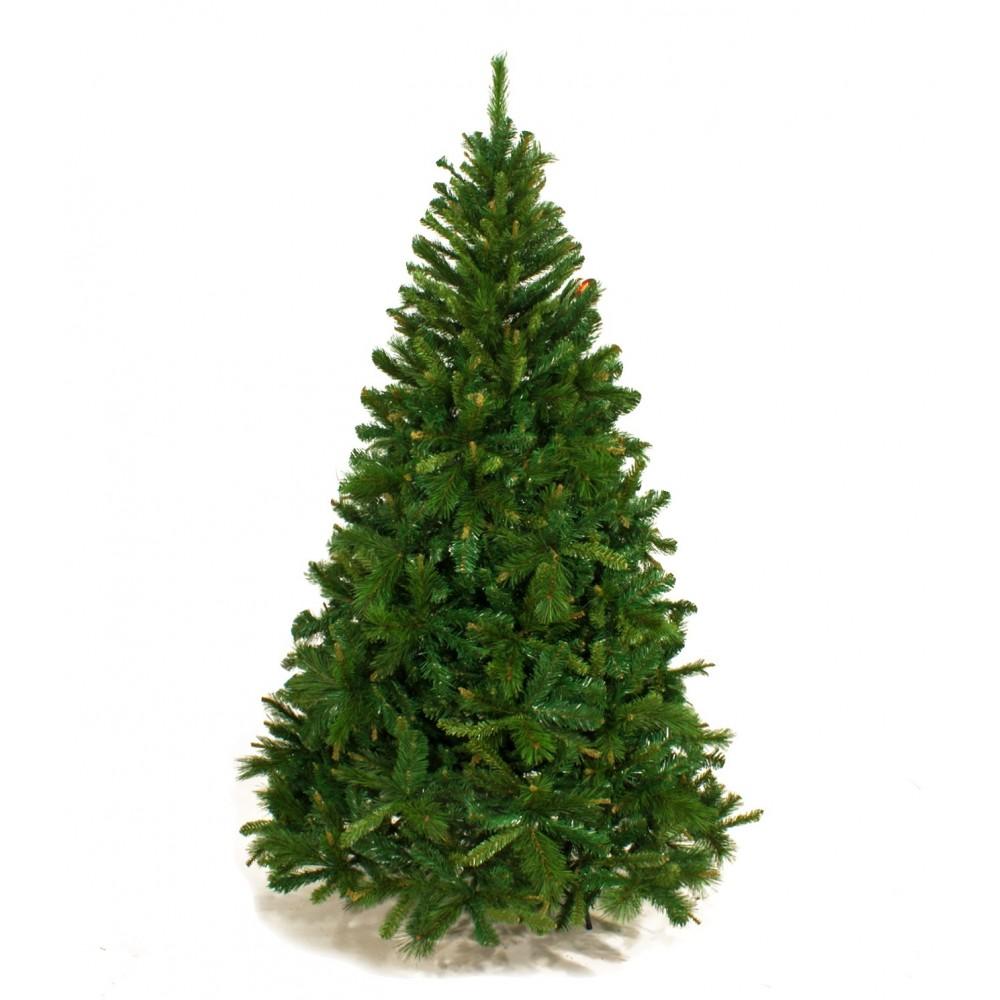 Albero Di Natale 210.Albero Di Natale Kentucky 210 Cm Abete Ecologico 47513 Ivostore