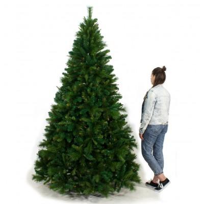 Albero Di Natale 240 Cm.Albero Di Natale Kentucky 240 Cm Abete Ecologico 47514 Ivostore
