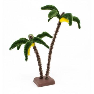 2 Palme in miniatura per Presepe