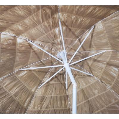 Ombrellone Paglia Hawai Tropicale 200 cm