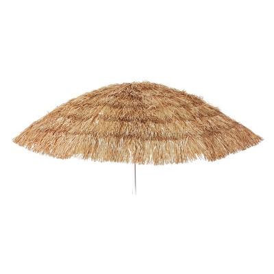 Ombrellone Paglia 200 cm Tropicale
