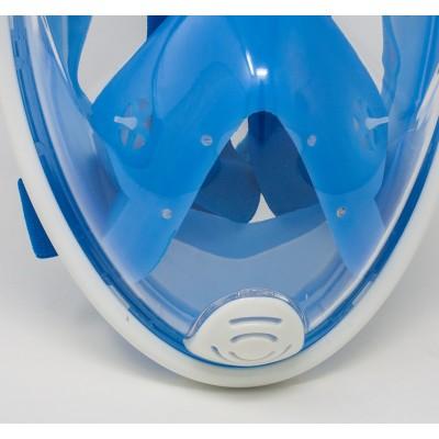Maschera sub Integrale per Snorkeling visuale 180 gradi