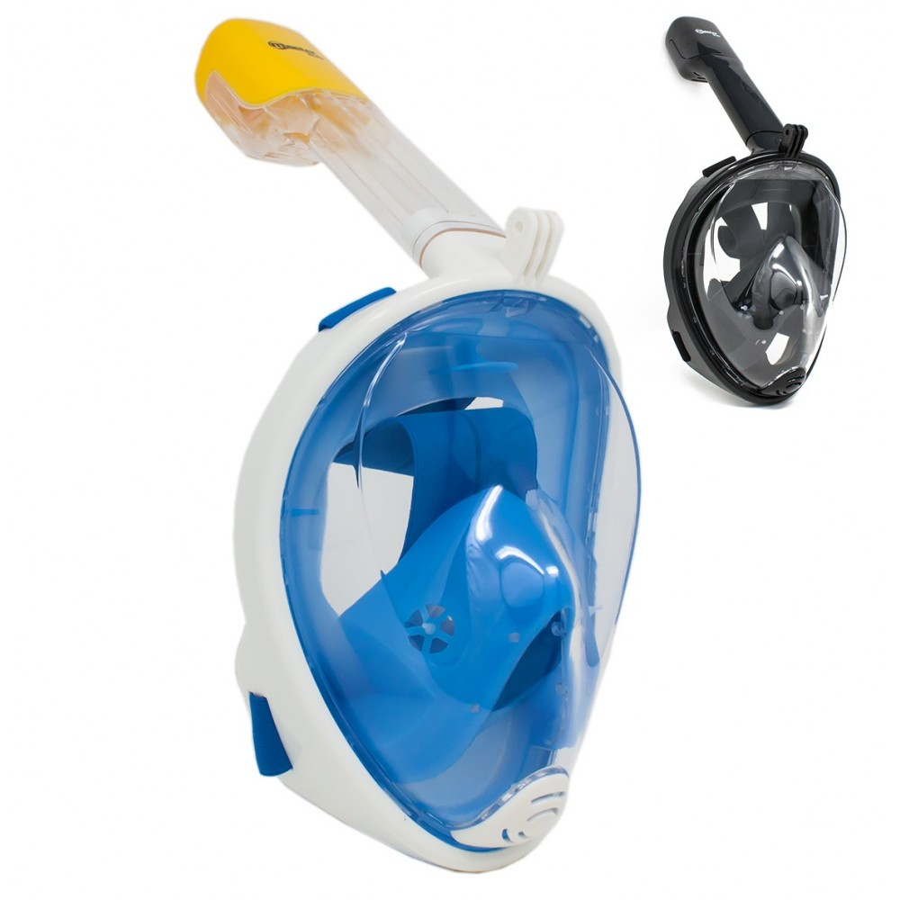 Maschera Subacquea Snorkeling Integrale