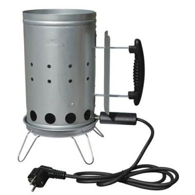 Ciminiera per accensione Barbecue elettrica