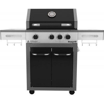 Barbecue a Gas Dangrill con sistema Grill Flex Valhal 310 CS