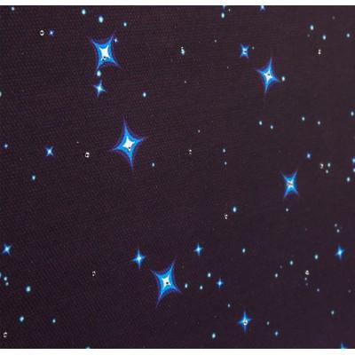Cielo Stellato Luminoso Led con Fibra Ottica Touch 60x40 cm - IVOSTORE