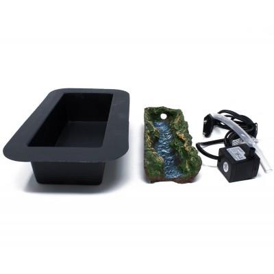 Kit Per Cascata Ruscello nel Presepe