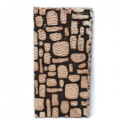 Pannello Muro Mosaico Pietre Presepe