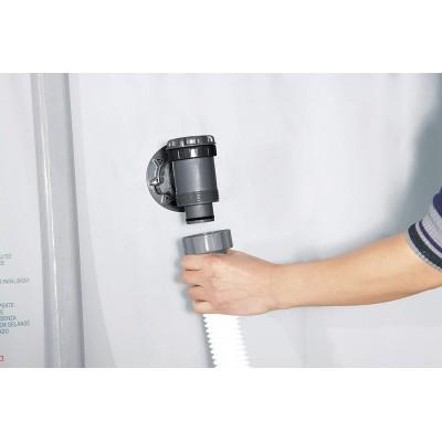 Tubo 38 mm diametro Ricambio per Filtri Piscine Bestway o Intex