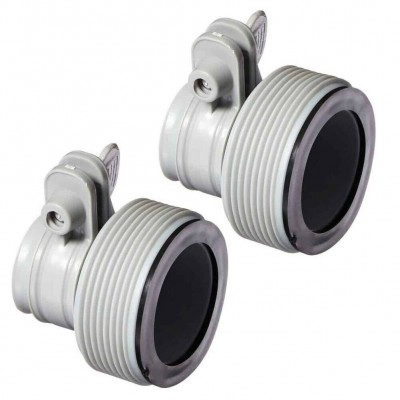 connettori per tubi piscina intex adattatori per tubo 32 mm a 38 mm di diametro